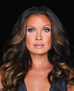 Vanessa Williams - actress, singer, first Black Miss America (1983)