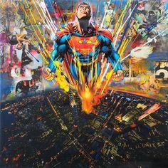 Superman Blown - DeVon