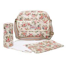 Kingswood Rose Zip Changing Bag