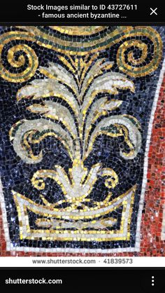 Mosaicos antiguos