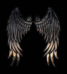 Wings Wallpaper, Angel Wallpaper, Dark Wallpaper, Planets Wallpaper, Poster Background Design, Light Background Images, Background For Photography, Angel Wings Drawing, Angel Wings Art