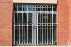 Commercial roll-up gates are an integral part of business security in New York City. Welding Workshop, Window Bars, Window Grill Design, Metal Bar, Tall Cabinet Storage, Blinds, Windows, Gallery, Gates