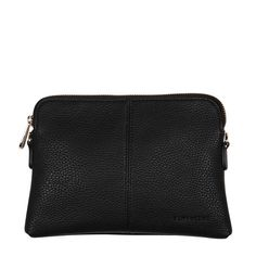Bowery Wallet - Black — ELMS AND KING