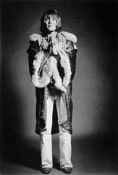 Brian Jones - Photo by Michael Cooper - 1967