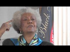 Dr Frances Cress Welsing - Surviving Racism in The Century part 1 African Culture, African History, Women In History, Black History, Black Love, Black Is Beautiful, Moorish Science, African Diaspora, African Women