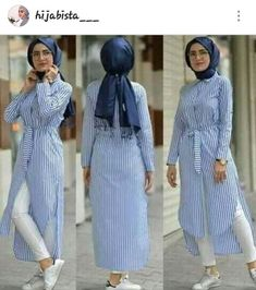 Stylish Gown, Stylish Hijab, Hijab Chic, Street Hijab Fashion, Abaya Fashion, Fashion Outfits, Islamic Fashion, Muslim Fashion, Hijab Dress