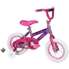 "Huffy Sea Star 12"" Girls' Bike, Purple $39.97"