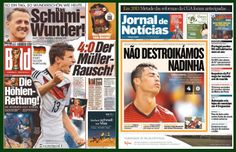 Germany 4 - Portugal 0