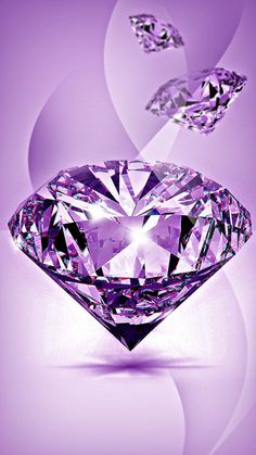 Diamond Wallpaper, Bling Wallpaper, Abstract Iphone Wallpaper, Flower Phone Wallpaper, Purple Wallpaper, Cellphone Wallpaper, Pearl Background, Glitter Background, Romancing The Stone