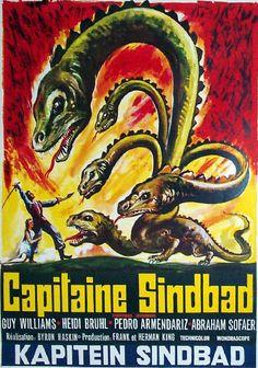 Captain Sinbad (1963)