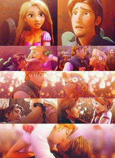 Disney Couples - Rapunzel and Flynn=one of my favorite Disney couples ever