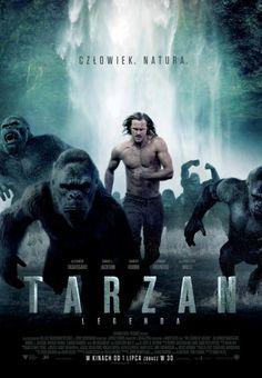 Tarzan Legenda / The Legend of Tarzan (2016) Napisy PL obejrzyj cały film online