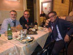 Our Friends - Ristorante Piccolo Arancio #Rome