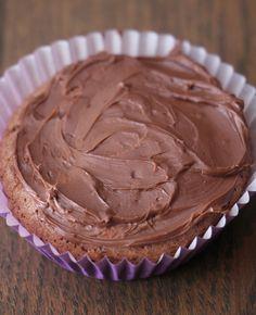 Sunnere sjokolademuffins