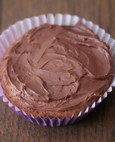 Sunne og saftige sjokolademuffins