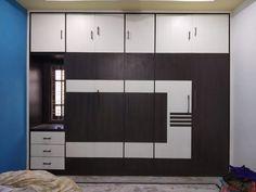 Bedroom Cupboard Designs, Bedroom Cupboards, Bedroom Wall Designs, Room Door Design, Bedroom Bed Design, Bedroom Furniture Design, Home Room Design, Modern Bedroom, Best Wardrobe Designs