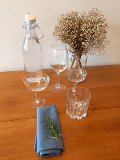 Glassware and napkins for hire New Zealand