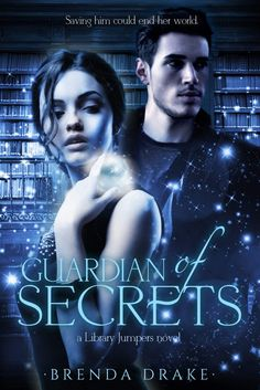 EXCLUSIVE: See the cover of GUARDIAN OF SECRETS by Brenda Drake!