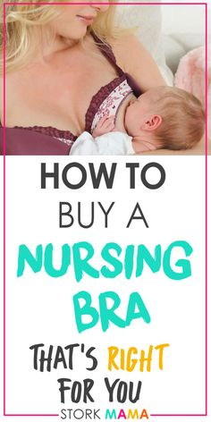 Think you can just buy any old nursing bra? Read our tips and advice on how to buy a nursing bra for breastfeeding moms. Baby Kicking, New Bra, After Baby, Baby Arrival, Pregnant Mom, First Time Moms, Breastfeeding Tips, Baby Hacks, Baby Tips