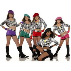 Performance wear and dance outfits qualities on-trend design for every genres of party. Jazz Dance Poses, Dance Picture Poses, Dance Tips, Dance Team Pictures, Dance Photos, Girls Dance Costumes, Dance Outfits, Group Costumes, Hip Hop Outfits