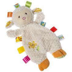 Taggies Sherbert Lamb Lovey by Mary Meyer  18.95 Amazon Baby 55d6e81b4
