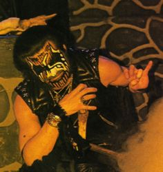 All things King Diamond & Mercyful Fate! Black Metal, Heavy Metal, Mercyful Fate, King Diamond, Art Music, Music Is Life, Musicians, Bands, Punk