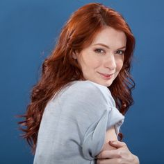 Felicia Day - I've met her and she was SO sweet and friendly. I hope she has lots more success.