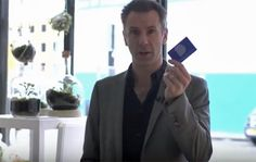 RFID loyalty card enables retailer to detect customers in store
