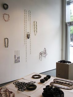 """Kiff Slemmons and Arte Papel Oaxaca """"Pride of Paper"""" - contemporary jewelry"""