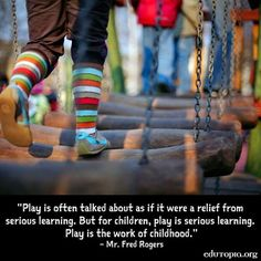 Remember when you were a kid and were always playing? You often made mistakes, but those mistakes never got in the way of you trying again and again until succeeding. In this Edutopia article, discover great tips and resources for incorporating play into your classroom.