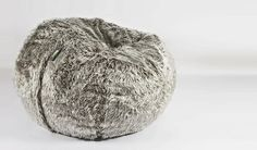 FatSak - possibly the Best Beanbag in the world? Reading Nook, Bean Bag Chair, Knitted Hats, Knitting, Silver, House, Decor, Decorating, Tricot