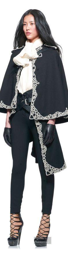 matadore - editorial, avant garde, chic, high fashion, #costume #halloween