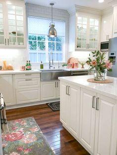 Insane Modern Farmhouse Kitchen Cabinets Ideas (56)