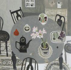 vanessa bowman(1970- ), amaryllis, 2009. oil on card, 37 x 39.5 cm. rowcroft hospice, uk http://www.bbc.co.uk/arts/yourpaintings/paintings/amaryllis-145712