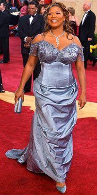 Queen latifah dresses fashion
