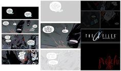 "Review zum digitalen Comic ""Akte X ~ Staffel 10 ~ Band 1: Believers"" über Mad Dog Comics"