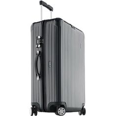 """Rimowa Salsa Deluxe 30"""" Multiwheel Upright - discontinued 8773 - Pages 10 and 11 - Atlanta Luggage"""