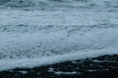 The sea at Silecroft beach