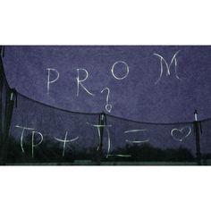 Prom asking