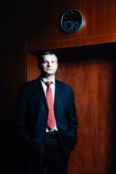 Portraits of business people | Photographer Sergei Simonov
