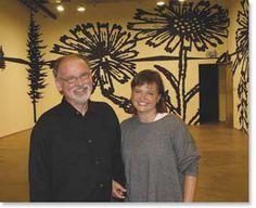 art ltd. magazine Bill and Ruth True