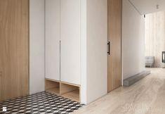 dom w Szwecji - Spacja Studio - zdjęcie od Spacja Studio - Hol / Przedpokój - Styl Skandynawski - Spacja Studio