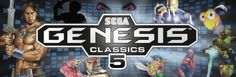 'SEGA Mega Drive Classics Collection 5′ disponible para PC