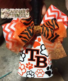 custom large spirit bell with handle for pep rallies and football games High School Football, Football Boys, Football Cowbells, Youth Cheer, Rally Games, Football Spirit, Pep Rally, Homecoming Mums, Fundraisers