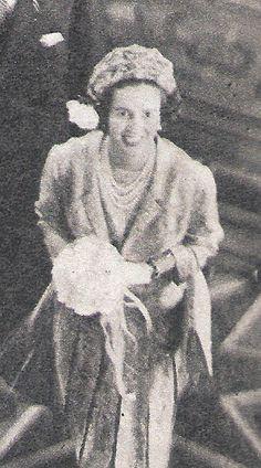 Reine Fabiola (1961) à Paris