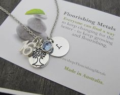 Best friend Gift, 18th Birthday Gift, sweet 16th gift,  21st birthday gift for her, sweet 16 gift , tree of life necklace Gift for women