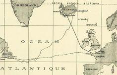 La pêche à Terre-Neuve a commencé au début du XVI° siècle comme l'atteste la Charte de Beauport de 1514 accordant aux marins de Bréhat la dispense de taxe sur le poisson pêché hors des eaux territoriales.
