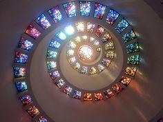 Spiral Chapel, Dallas, TX