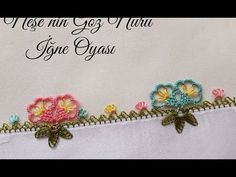Point Lace, Lace Design, Handicraft, Elsa, Diy And Crafts, Make It Yourself, Sewing, Crochet, Youtube