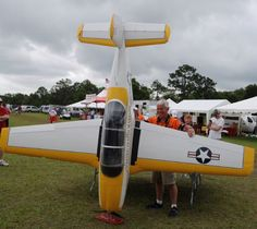 Road to Top Gun -- Pre-Event Stats - Model Airplane News